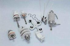 配電線路用高低圧碍子  三極連動カットアウト